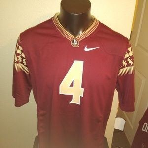 Authentic Florida State Seminoles Nike Jersey NWT